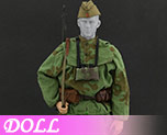 DL0747 1/6 World War II Soviet sniper suit (Doll)