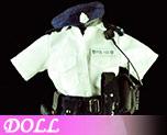 DL0461 1/6 Female summer police uniforms suit D2 (Doll)