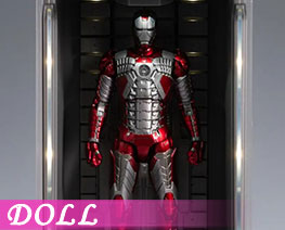 DL4303  Iron Man MK5 (DOLL)
