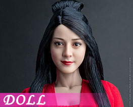 DL3514 1/6 Asian Beauty Head A (DOLL)