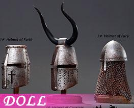 DL2490 1/6 圣战之盔 (人偶)