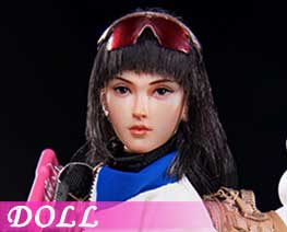 DL4698 1/6 Discipline Committee Assaulter Han Meimei (DOLL)