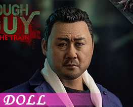 DL4716 1/6 Tough Guy In The Train (DOLL)