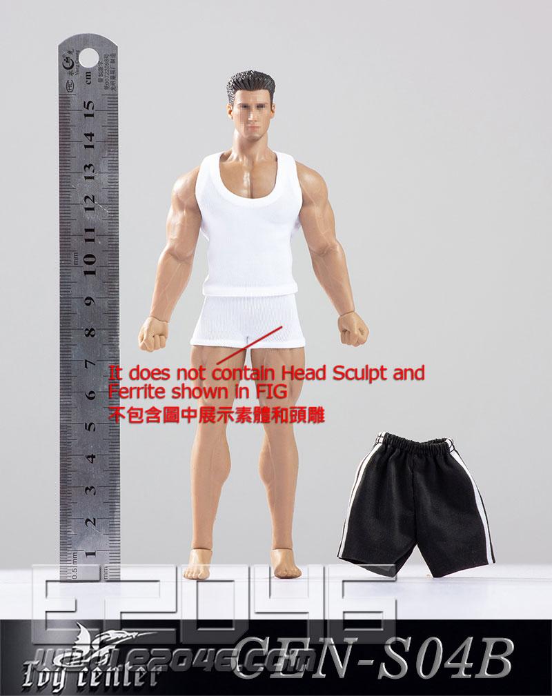 Sports Vest Suit B (DOLL)