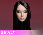 DL0965 1/6 Asian Female Head Sculpture B (Doll)