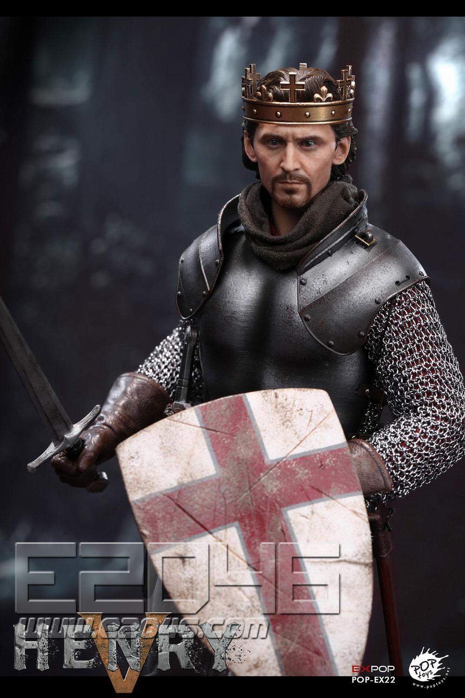 King Henry V of England (DOLL)