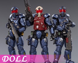 DL4122 1/18 Third Army Of The Northern Coalition (DOLL)