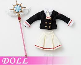 DL4834  Tomoeda Middle School Uniform (DOLL)