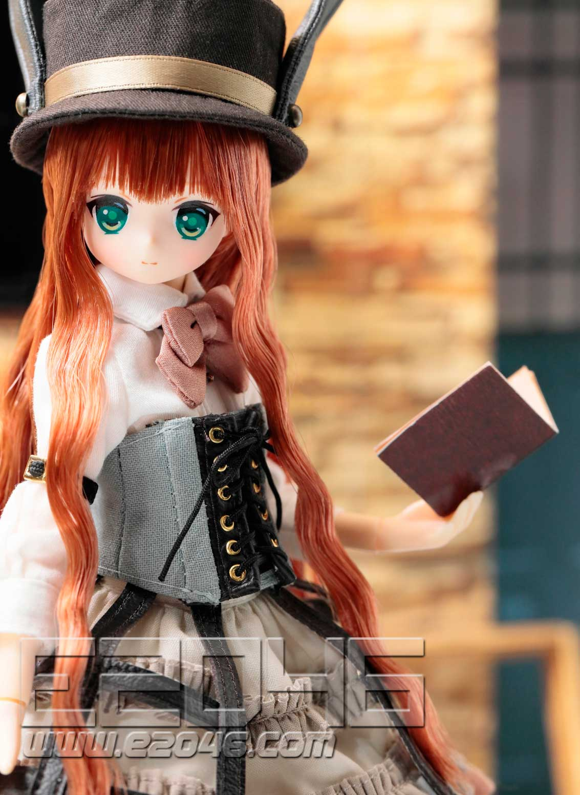 Early Summer Journalist (DOLL)