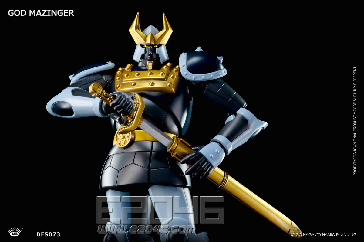 God Mazinger (DOLL)