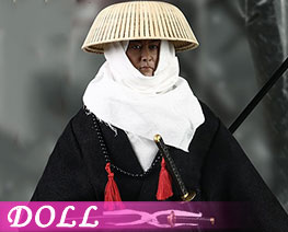 DL3607 1/6 Honganji Monks Soldiers Standard Version (DOLL)