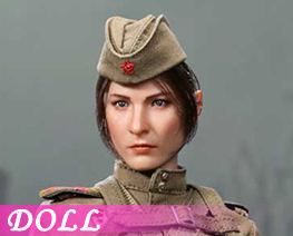 DL3818 1/6 Soviet Female Medical Soldier (DOLL)