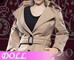 DL0515 1/6 The British women's windbreaker suit A (Doll)