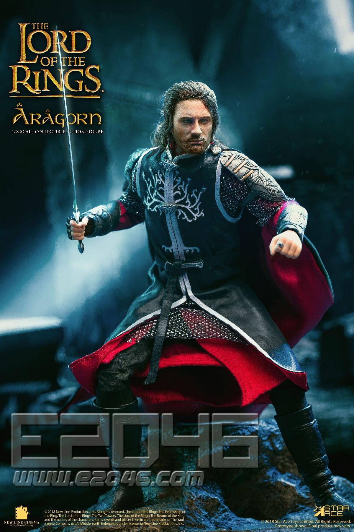 Aragorn Deluxe Version (DOLL)
