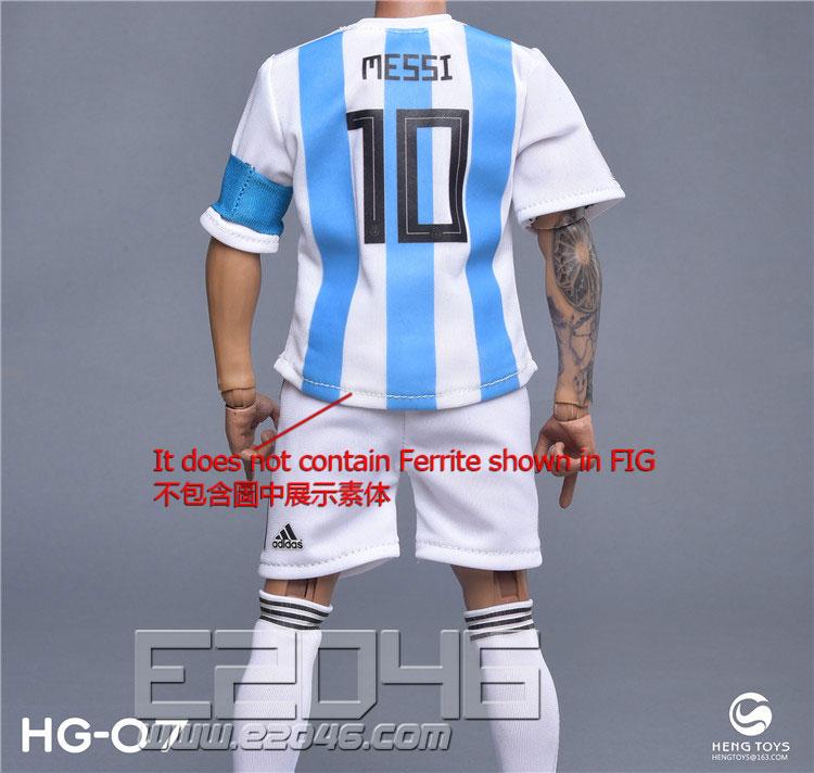 Football Uniform No. 10 (DOLL)