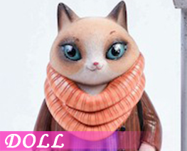 DL3670  Meow Love D (DOLL)