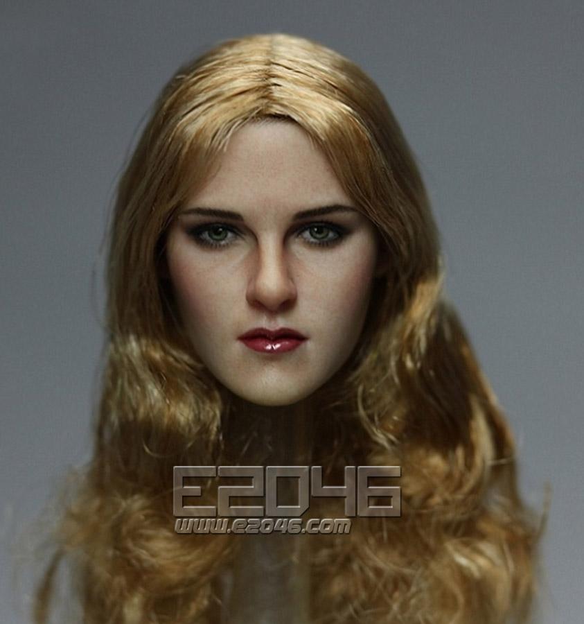 European and American Beauty Head Sculpt C (Doll)