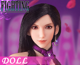 DL4301 1/6 Fantasy Fighting Queen Deluxe Version (DOLL)