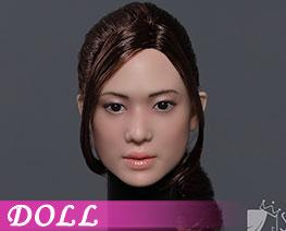 DL3334 1/6 Asian Beauty Head B (DOLL)