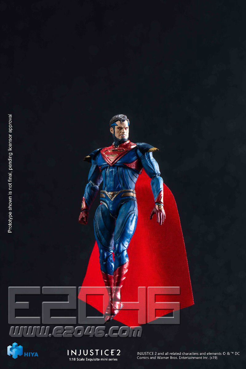 Superman Variants (DOLL)