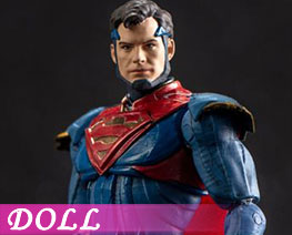 DL2929 1/18 Superman Variants (DOLL)
