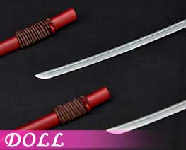 DL1510 1/6 SAMURAI SWORD B (DOLL)