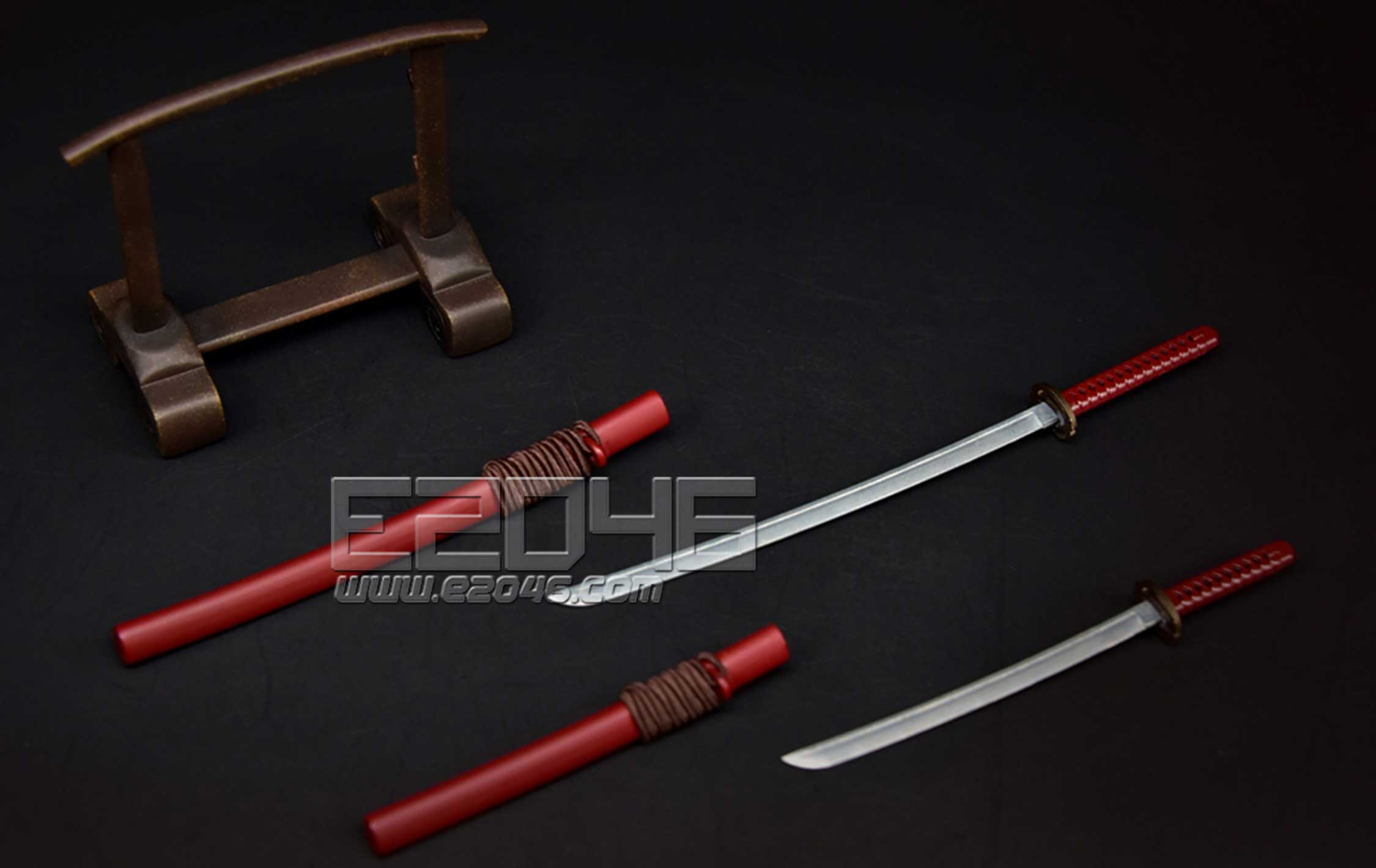 SAMURAI SWORD B (DOLL)