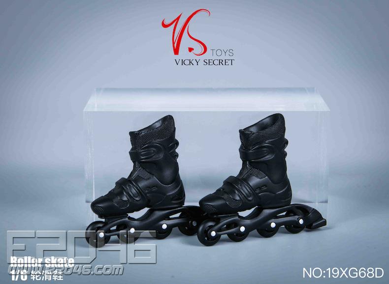 Roller Skates D (DOLL)