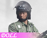 DL0398 1/6 Police Tactical Unit A (Dolls)