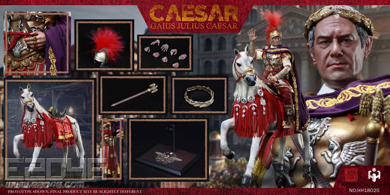 Julius Caesar Suit Version (DOLL)