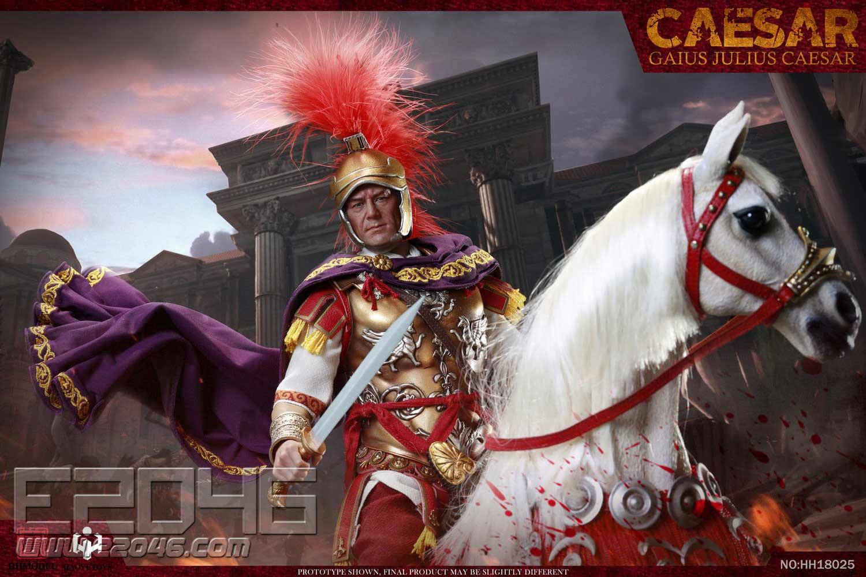凯撒大帝套装版  (人偶)