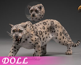 DL2391 1/12 Jaguar (DOLL)