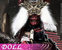 DL2985 1/6 Red Ghost of Mount Kurama Demon Version (DOLL)