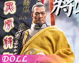 DL3786 1/6 Black Tiger General Liu Ting C (DOLL)