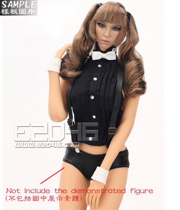 Strap shorts suit B without Body (Doll)