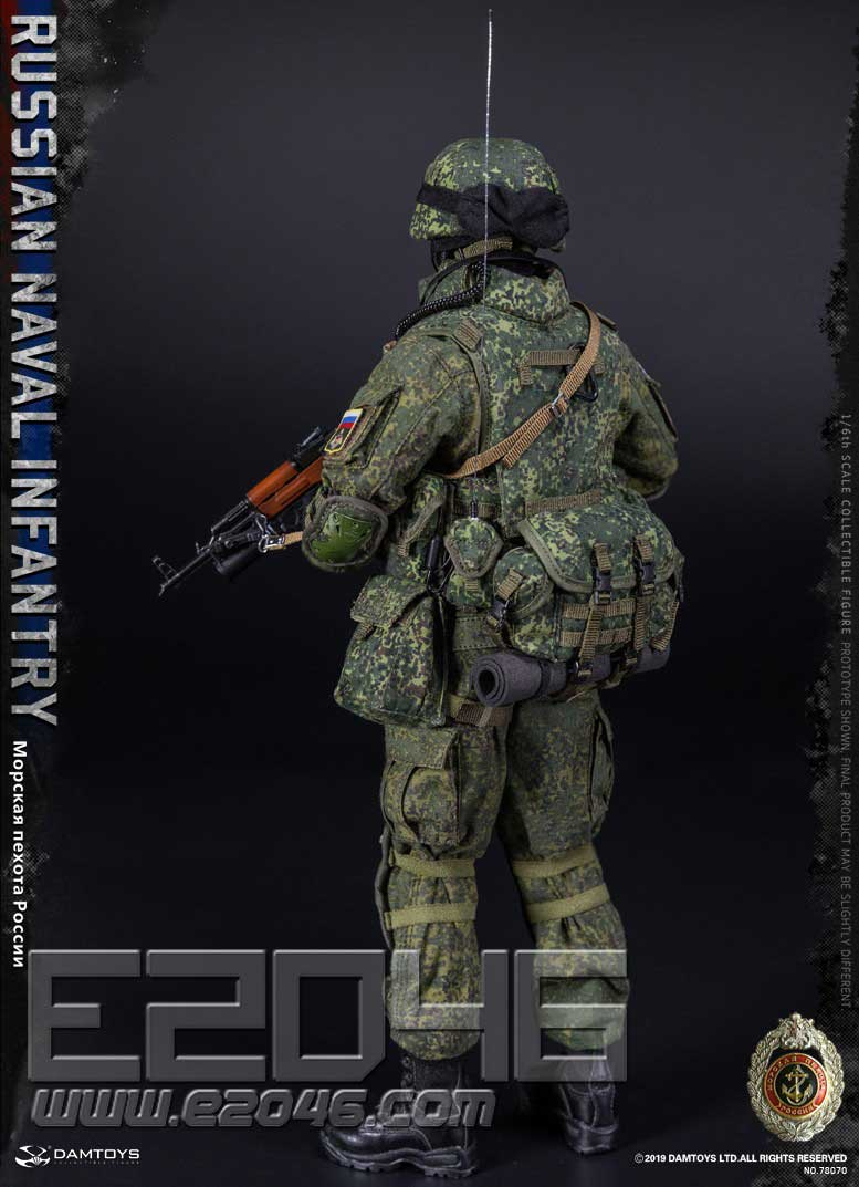 Russian Naval Infantry (DOLL)
