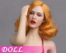 DL1451 1/6 Emoticon Female Head E (DOLL)