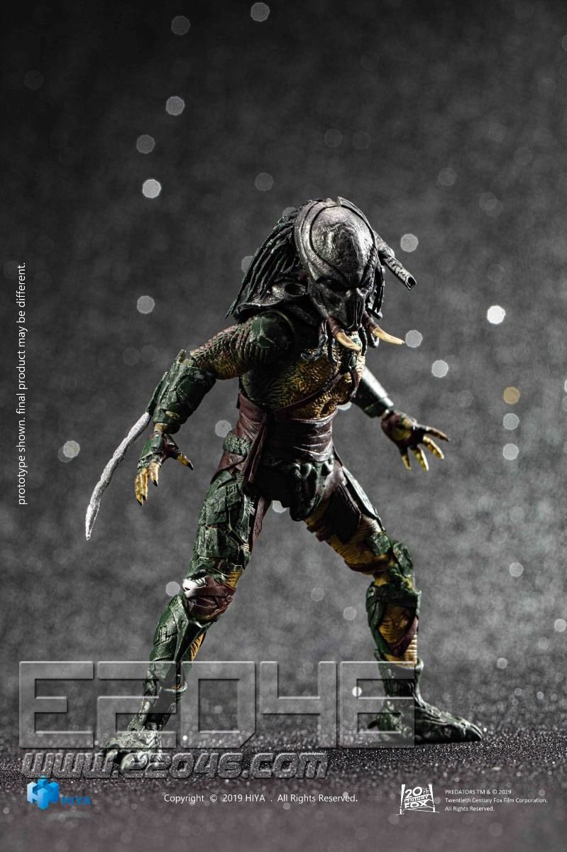 Tracker Predator (DOLL)