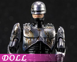 DL2925 1/18 Battle Damage Robocop (DOLL)