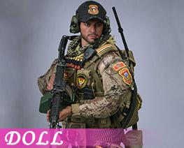 DL1384 1/6 Gunner (DOLL)