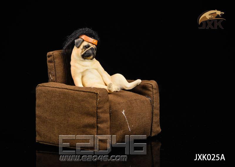 Pug A (DOLL)