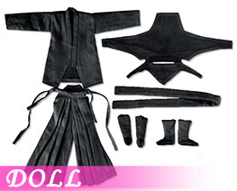 DL2447 1/6 Female Ninja Suit B (DOLL)