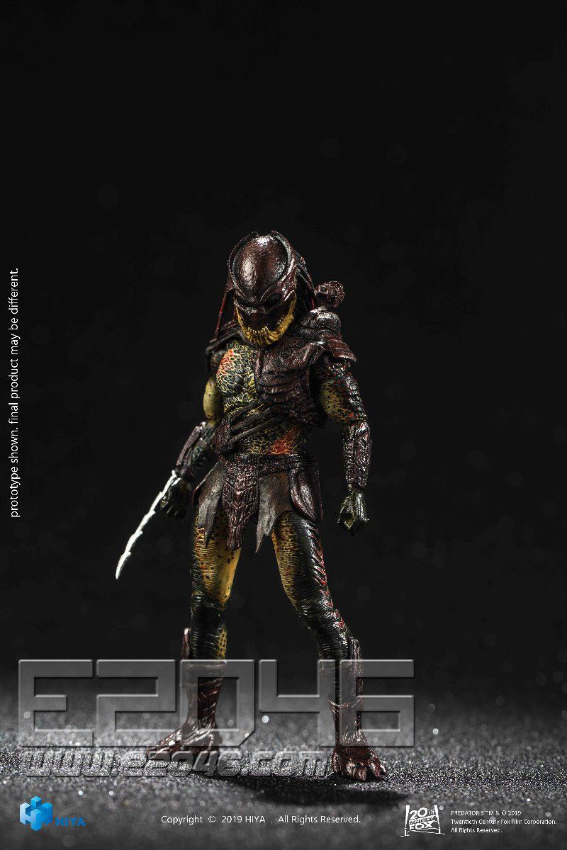 Berserker Predator (DOLL)
