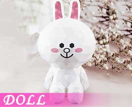DL2737  Cony Sitting Version (DOLL)