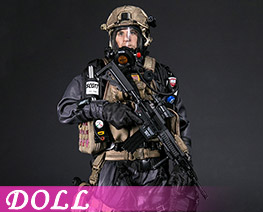DL1260 1/6 海军山地作战特种部队 (人偶)