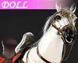 DL0375 1/6 Baicha Horses (Dolls)