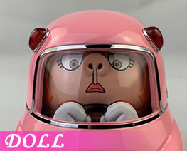 DL2320 1/24 Scoot Pink (DOLL)