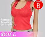 DL0735 1/6 Camisole Set B (Doll)
