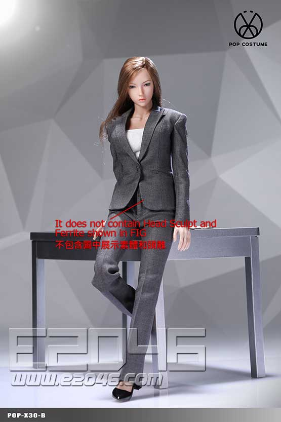 Female Suit Pants Version B (DOLL)