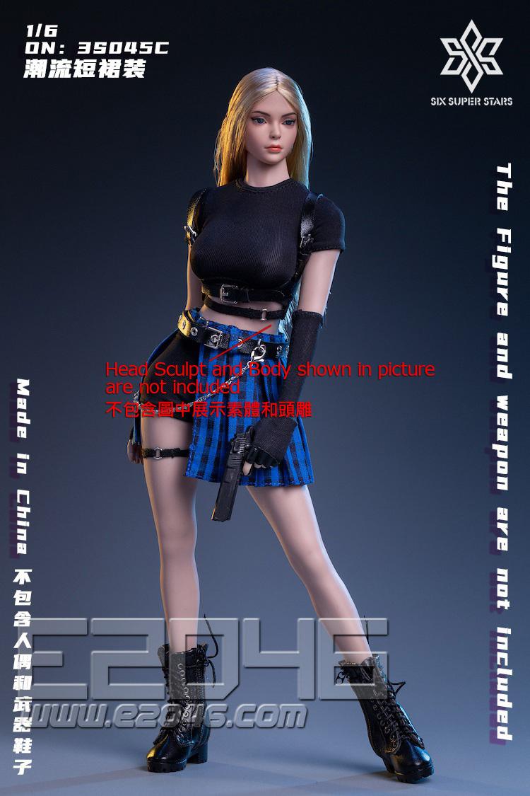 Trendy Short Skirts C (DOLL)